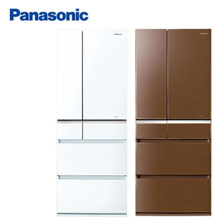 Panasonic 國際牌日本製555公升變頻六門冰箱NR-F561VG