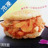 紅龍干燒蝦仁米漢堡1盒(3入/盒)