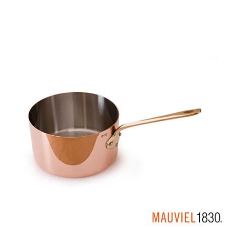 法國Mauviel-紅銅單手迷你鍋(7cm)