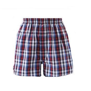 BVD色織平口褲(M~XL)