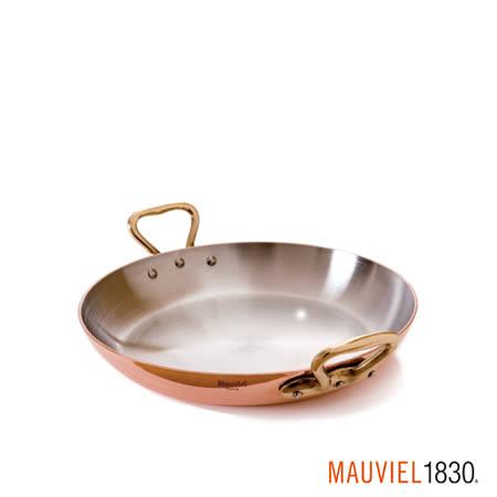 【網購】gohappy法國Mauviel-紅銅雙耳淺鍋(16cm)   評價愛 買 桃園 店