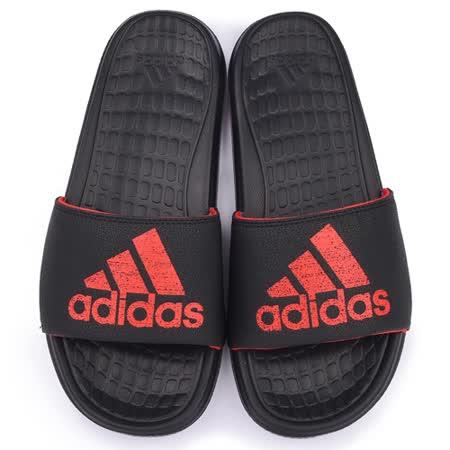 【好物推薦】gohappy 線上快樂購Adidas 男女款 VOLOOMIX SLIDE 拖鞋S31692-黑去哪買大葉 高島屋 百貨 公司