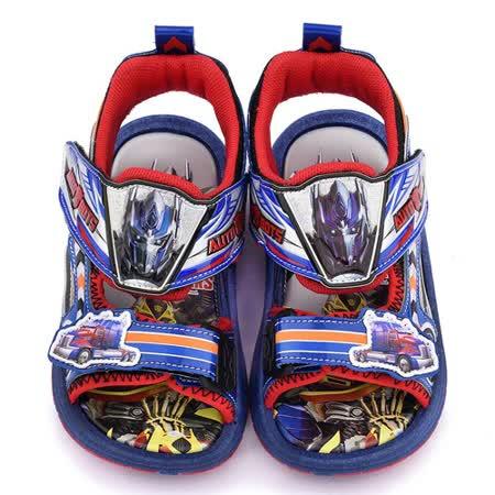 【真心勸敗】gohappy線上購物童鞋城堡-變形金剛 中童 科博文酷炫涼鞋TF3229-藍好用嗎遠東 客服