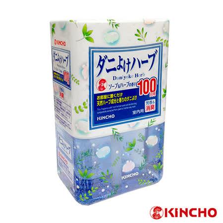 【日本金鳥】草本驅蟎消臭100日清香(300ml)/2入