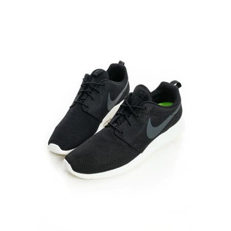 NIKE(男)經典復古鞋-黑-511881010