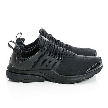 NIKE(女)慢跑鞋-黑-305919009