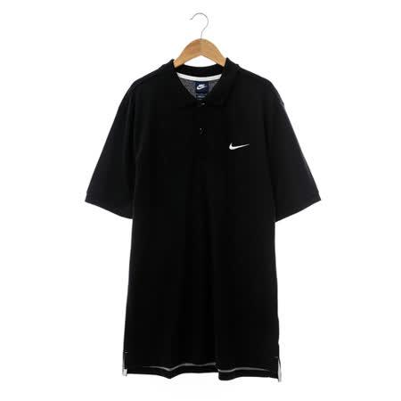 NIKE(男)POLO衫(短)-黑-727655010