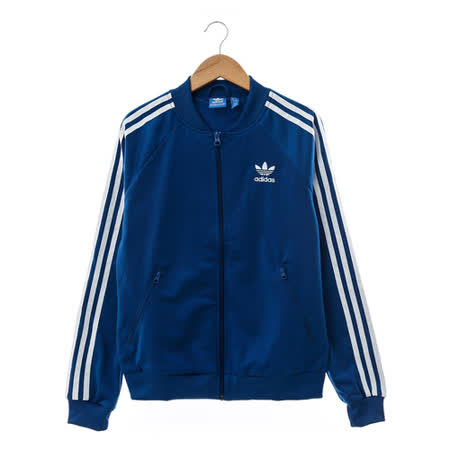 Adidas(女)連帽T(長)-黑-AJ8408