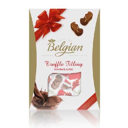 Belgian‧白儷人松露海馬巧克力135g