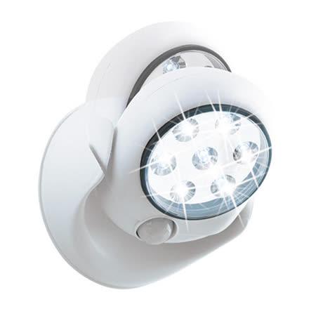 多用途360度旋轉感應式照明燈/壁燈/2入(GG17)