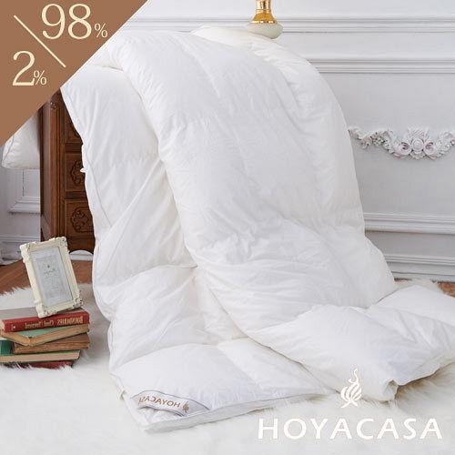 ~HOYACASA 羽絨之戀~波蘭 9802立體隔間羽絨被^(雙人6x7尺^)
