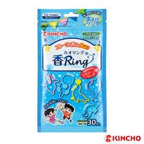 【日本金鳥】KINCHO多造型驅蚊蟲環-果香