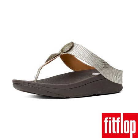 FitFlop™-(女款)PIERRA™-淡金色