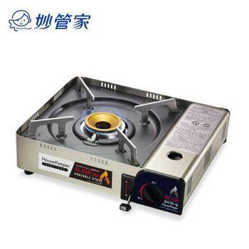 妙管家 頂級瓦斯爐4.0Kw (HK-42H)