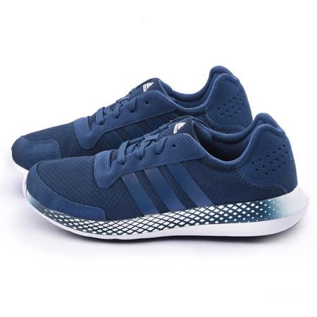 【好物推薦】gohappy 線上快樂購Adidas 男款 Element Refresh 運動鞋AQ4963-丈青評價好嗎happy go sogo