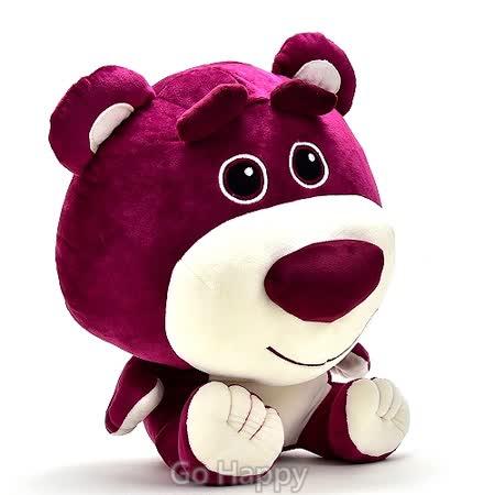 Disney【Q臉熊抱哥】絨毛玩偶