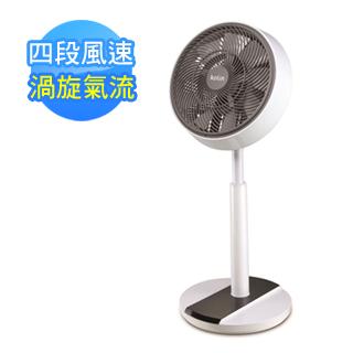 歌林14吋噴流空氣循環扇KFC-MN1413S(福利品)