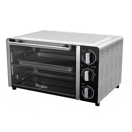【好物推薦】gohappyWhirlpool 惠而浦 25L機械式烤箱 ( SGM250S)心得遠東 百貨