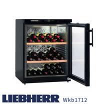 德國LIEBHERR利勃 Barrique系列獨立式單溫紅酒櫃 WKb1712