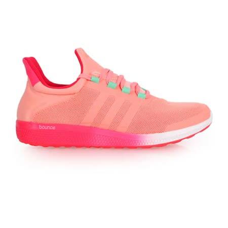 (女) ADIDAS CC SONIC W 慢跑鞋 - 路跑 健身 愛迪達 淺紅桃紅