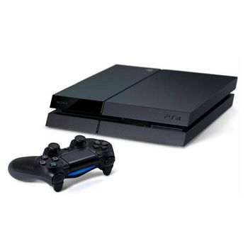 PS4 2款PS4遊戲+1年延長保固 1207型 500GB 極致黑