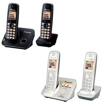 Panasonic國際牌 2.4GHz KX-TG3712 高頻數位無線電話 .