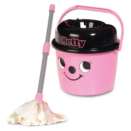 《英國CASDON家電玩具》Hetty 小海蒂好愛拖組合