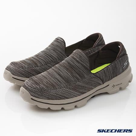 SKECHERS (男) 健走系列 GO Walk 3 - 54047BRN