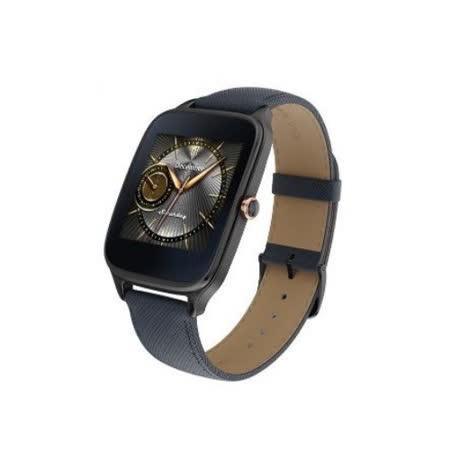 ASUS ZenWatch 2智慧手錶 快充進化版 伯爵藍