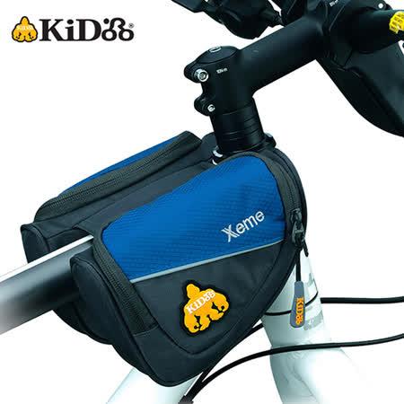 【KiDooo騎多】Xeme 單車上管包
