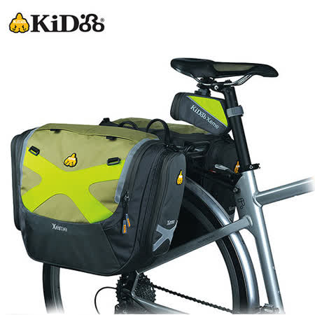 【KiDooo騎多】Xeme 單車馬鞍包
