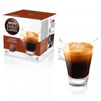 雀巢咖啡~美式濃黑濃烈咖啡膠囊 ^(一組3盒^)