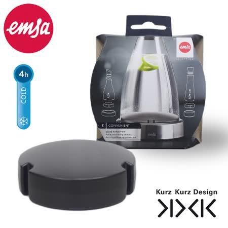 【德國EMSA】頂級玻璃保冷水瓶專用 保冷冰磚 德國原裝進口(僅冰磚)