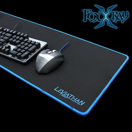 FOXXRAY海獸迅狐防潑水電競滑鼠墊(FXR-PPS-07)(不含滑鼠及鍵盤)