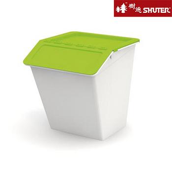 【樹德】大嘴鳥可疊式收納箱(38L) 單入