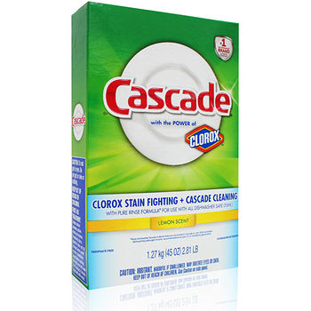CASCADE洗碗機專用洗碗粉1270g