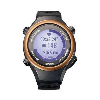 Epson Pulsense PS-600 心率有氧教練 運動腕錶