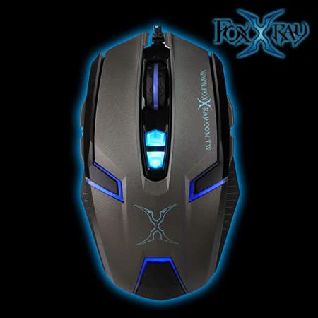 FOXXRAY波霎獵狐光學電競滑鼠(FXR-BM-12)