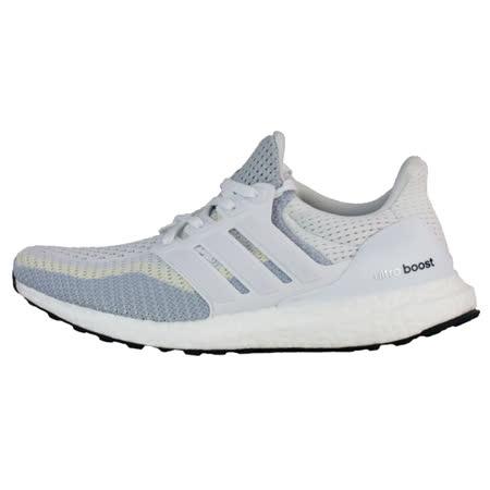 ADIDAS (女) 愛迪達 WOMEN'S RUNNING ULTRA BOOST SHOES 慢跑鞋 漸層 白-AF5142