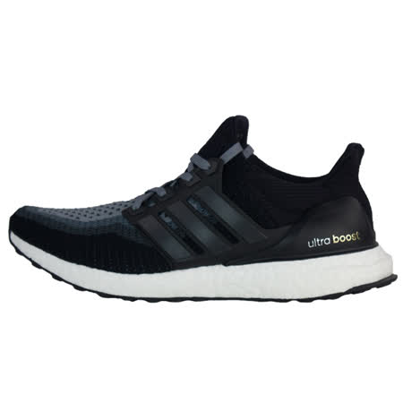 ADIDAS (男) 愛迪達 MEN'S RUNNING ULTRA BOOST SHOES 慢跑鞋 漸層 黑-AD4004
