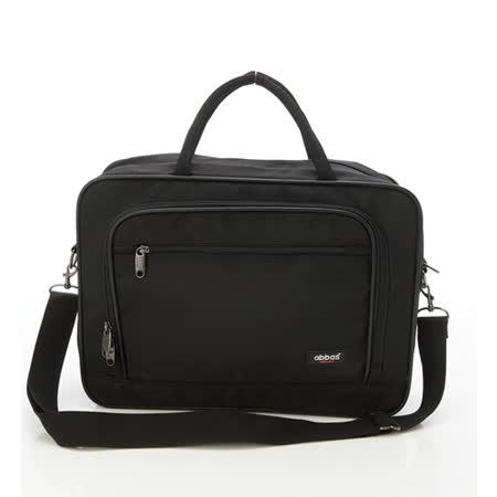 WAIPU 輕量防潑水休閒旅行袋 行李袋 (百搭黑) A172