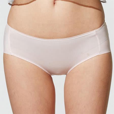 【華歌爾】V機密M-LL低腰三角褲(藕粉色)