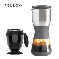【FELLOW】DUO 浸泡式咖啡壺(灰) 送吸奇尊爵馬克杯