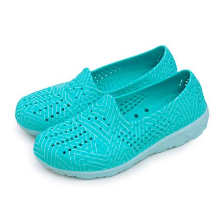【女】PONY 防水透氣GOGO走路鞋 Tropic系列 淺藍 62U1SA61PB