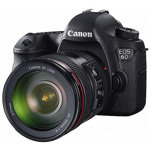 Canon EOS 6D 24-105mm F4 L IS USM (公司貨)