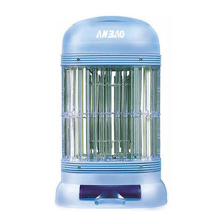 【安寶】8W捕蚊燈 AB-9908 買就送電蚊拍AB-9921