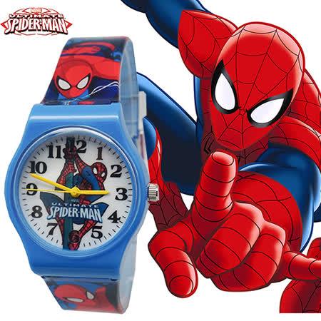 【Marvel】卡通錶(大)---蜘蛛人休閒兒童錶MS4117