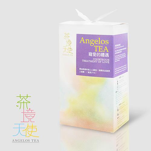 【茶境天使】凍頂烏龍/茶包(12包/盒)