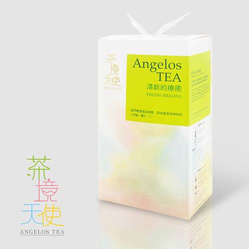 【茶境天使】阿里山金萱/茶包(12包/盒)