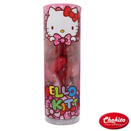 巧趣多凱蒂貓水果軟糖罐-粉紅 50g